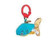 """Підвіска на коляску акула """"Рені"""" (Висота 19 см.) НОВИНКА !!! """"Balibazoo"""""""