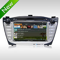 Android 2.3 Smart Car DVD Player CAN-Bus Analog TV GPS 8 Inch for Hyundai IX35