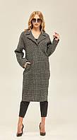 Стильне жіноче пальто ПВ-159