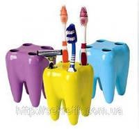"""Подставка для зубной щетки """"Зубки"""""""