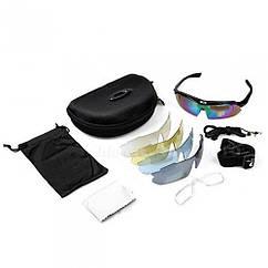 Баллистисечкие очки Oakley 0089