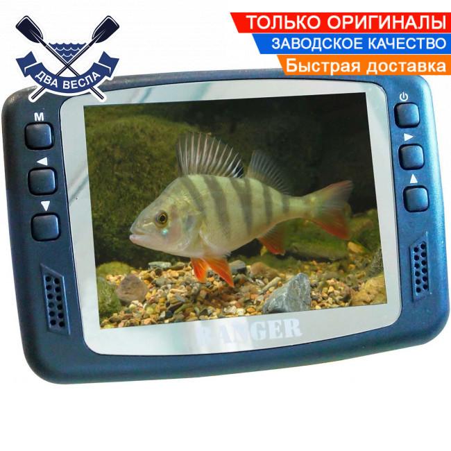 Підводна відеокамера Ranger UF 2303 видеоудочка для риболовлі кабель 15м підходить для солоної води нічного полювання