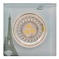 Точечный светильник MR16 RG005A/26 CH эйфелева башня
