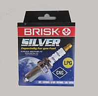 """Свечи зажигания """"Brisk"""" Silver LR15YS 8кл."""
