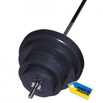 Штанга Newt Rock d-25 мм 1800 мм 72.0 кг