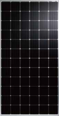 Фотомодули British Solar 370 Mono