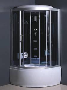 Гідромасажний бокс Atlantis 110х110х45, L-508-A (GR)