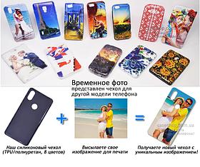 Печать на чехле для OnePlus 6 (Cиликон/TPU)