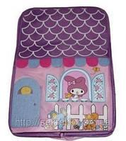 Тканевая шкатулка для детских игрушек