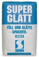 Шпаклевка финишная SEMIN SUPER GLATT 25кг