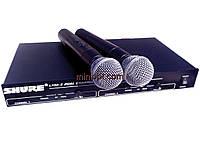Радиосистема Shure LX88-II (VHF, 2 микрофона), фото 1