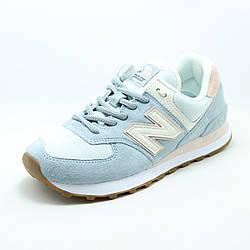 Женские кроссовки New Balance WL 574 SUO размер 37