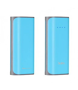 Внешний аккумулятор Power Bank Hoco B21 5200mAh Голубой