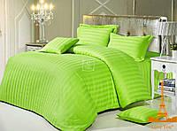 Комплект двуспального постельного белья Сатин, Украина