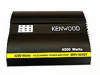 Автомобильный усилитель звука Kenwood MRV-905BT (Copy) 4х канальный Bluetooth USB 4200W (4_00238)