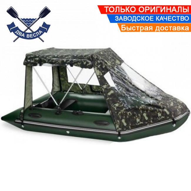 Тент-палатка для лодки Bark BT-270 или Барк B-300 рыбацкая палатка на надувную лодку