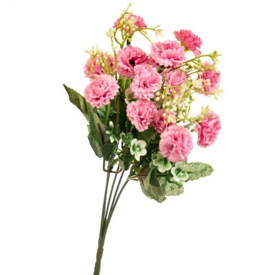 """Цветочный букет """"Фарфоровая роза"""""""