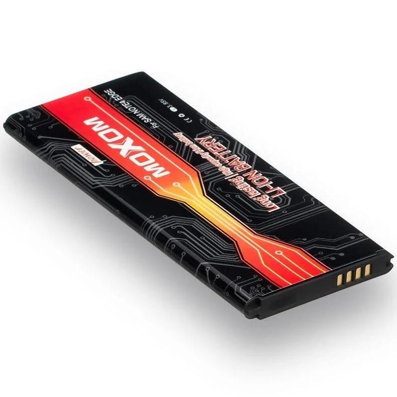 Аккумулятор для Samsung N9150 Note Edge EB-BN915BBE (MOXOM) 2600мА/ч (батарея, батарейка)