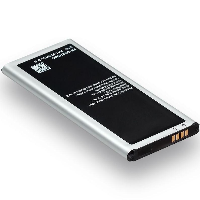 Аккумулятор для Samsung N9150 Note Edge EB-BN915BBE (AA Premium) 2600мА/ч (батарея, батарейка)