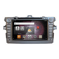 Android 2.3 Smart Car DVD Player CANBus Digital TV GPS 8 Inch for Toyota Corolla, фото 1