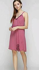 Сорочка нічна жіноча, бавовна TM Fleri Розмір 44, 48