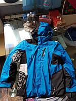 Яркая стильная куртка ветровка SPYDER на мальчика весна-осень