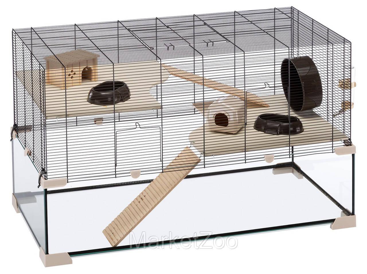 Клетка Ferplast KARAT 100 для хомяков и мышей