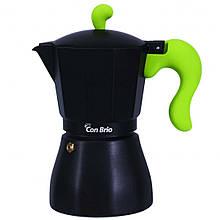 Кофеварка гейзерная 6 чашек