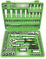 Набор инструмента AL-FA ALCC108 : 108 елементов в Кейсе