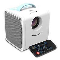 Мини проектор детский ViviBright Q2 White (4_00228), фото 1