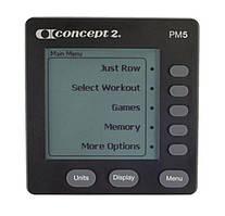 Монітор для гребного тренажера Concept 2 PM3/PM5