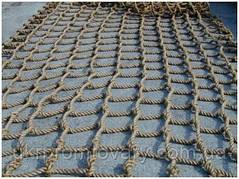 Сетка гладиаторская лазание для лазания игровой элемент Канатная сетка производство