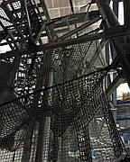 Сетка гладиаторская лазание взбираться подниматься для лазания сетка веревочная