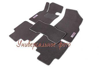 Коврики в салон ворсовые для Chevrolet Cobalt II 2012- /Чёрные, кт. 5шт