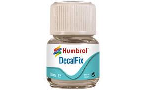 DecalFix. Раствор на водной основе для смягчения и закрепления декалей 28 мл. HUMBROL 6134