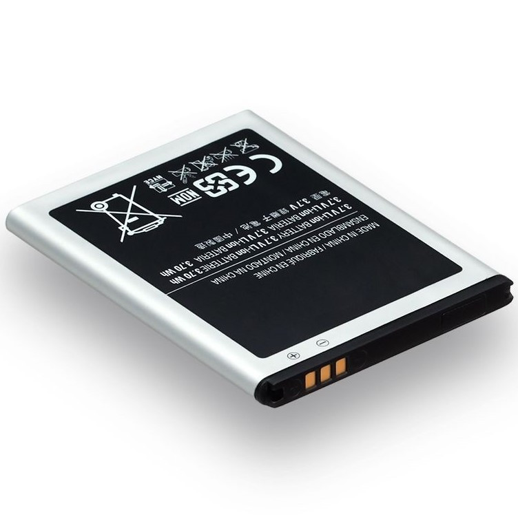 Аккумулятор для Samsung S3850 Corby II EB424255VU (AAA) 1000мА/ч (батарея, батарейка)