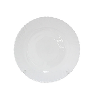 Тарелка d=20 см Белая SNT 30070-00