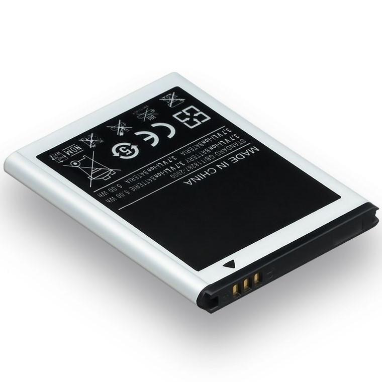 Аккумулятор для Samsung S5830 Galaxy Ace EB494358VU (AA Standart) 1350мА/ч (батарея, батарейка)