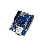 Сетевой интернет модуль Arduino(Ethernet Shield W5100 UNo R3), фото 3