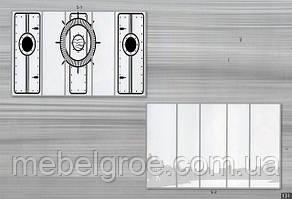 Пескоструйные изображения на 4 двери тм Эксклюзив