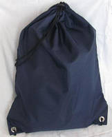 Рюкзак тканевый, пошив промо-сумок, нанесение логотипа.