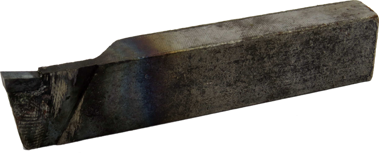 Резец 10х10х90 ВК8 отрезной токарный ГОСТ 18884-73