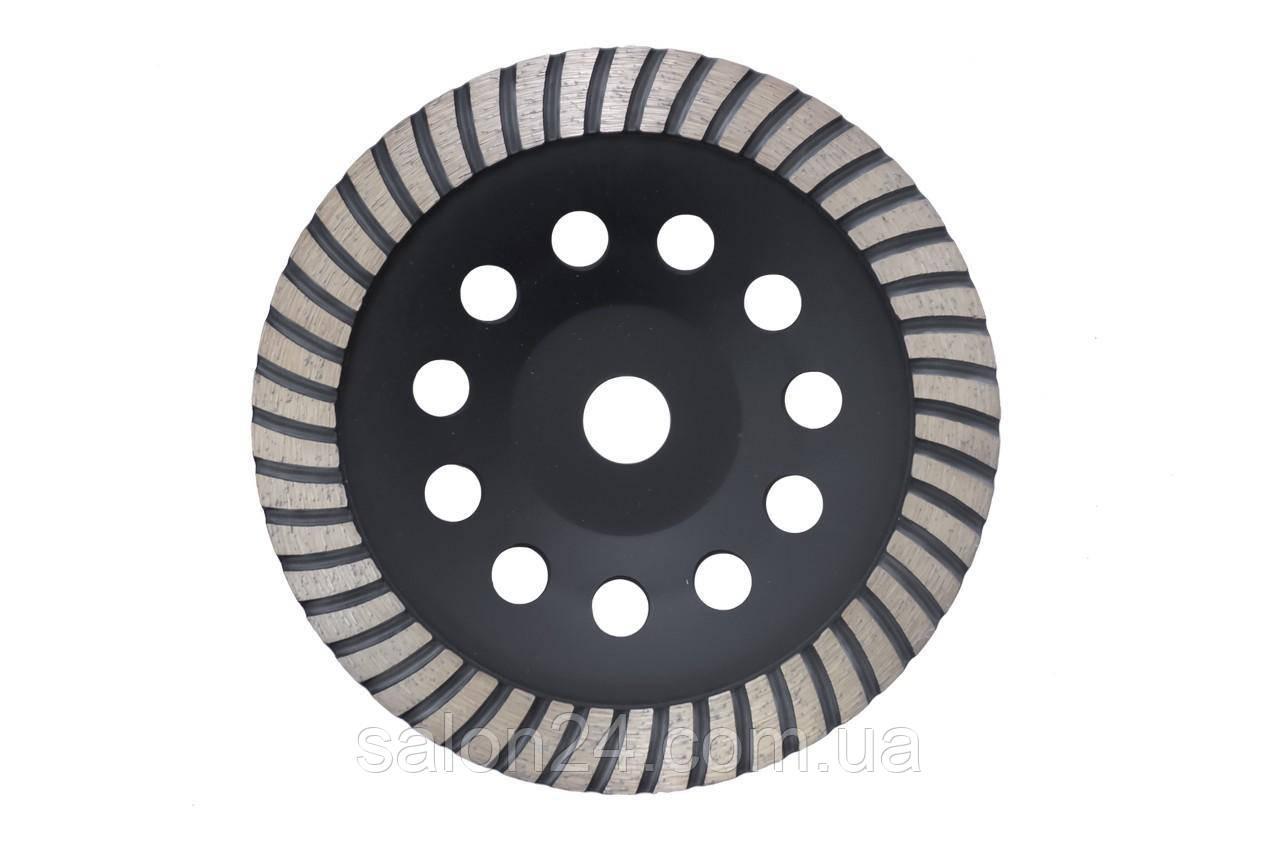 Чашка алмазная Aceca - 180 x 22,2 мм турбо черная