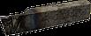 Резец 32х20х170 Т5К10 отрезной токарный Левый ГОСТ 18884-73, фото 2