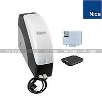 Комплект автоматики SO2000KCE Nice для гаражных секционных ворот (до 15 м.кв.), фото 1