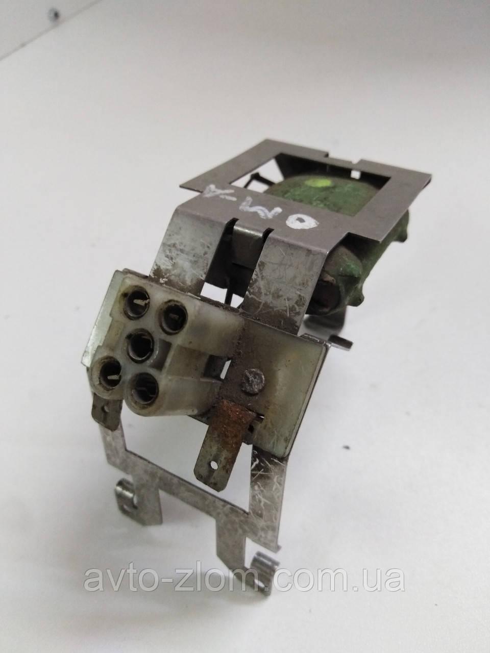 Резистор, реостат печки Opel Omega A, Опель Омега А.