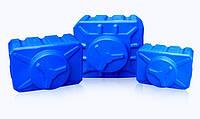 Емкости квадратные двухслойные 200 литров
