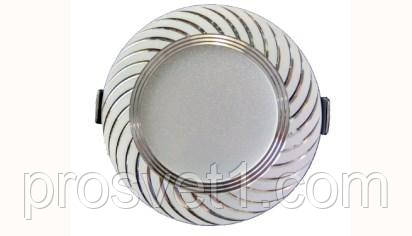 Светильник встраиваемый Lemanso LM486 5W 4500K белый круг