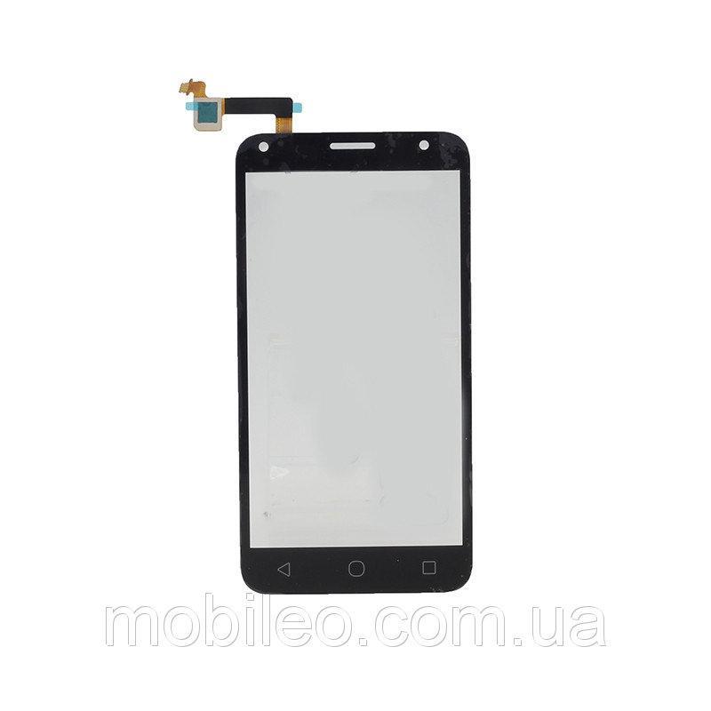 Сенсорный экран (тачскрин) Alcatel 5010D One Touch Pixi 4 5.0 black