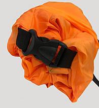 Надувной лежак-мешок Lamzac (Ламзак) 1.9м оранжевый, фото 3